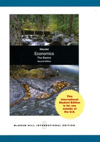 Economics: The Basics (Paperback)