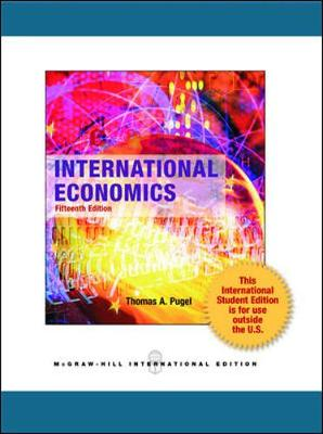 International Economics (Paperback)