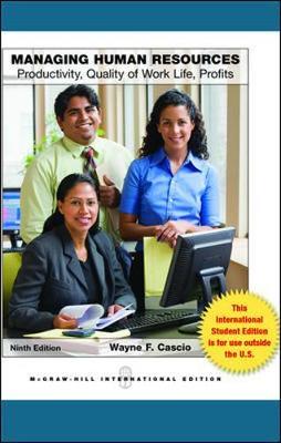 Managing Human Resources (Paperback)