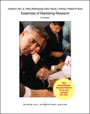 Essentials of Marketing Research (Paperback)