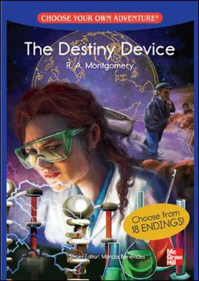 CHOOSE YOUR OWN ADVENTURE:THE DESTINY DEVICE (Paperback)