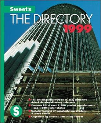 The Directory 1999 (Paperback)