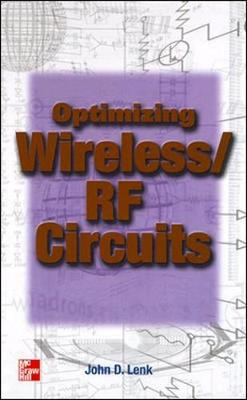 Optimizing Wireless and RFcircuits - EE Circuit Solutions (Hardback)