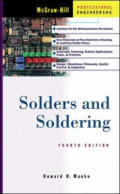 Solders and Soldering - Electronic Packaging (Hardback)