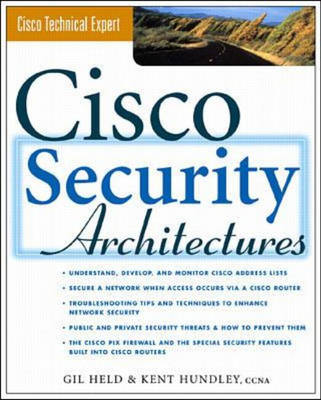 Cisco Security Architectures - Cisco Technical Expert S. (Paperback)