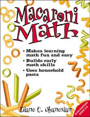 Macaroni Math (Paperback)