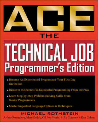Ace the Technical Job: Programming - Ace (Paperback)