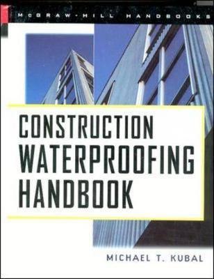 Construction Waterproofing Handbook - Handbooks S. (Hardback)