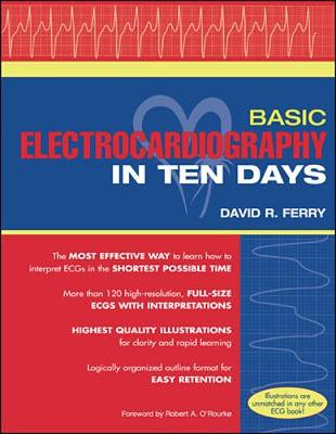Basic Electrocardiography in Ten Days (Paperback)