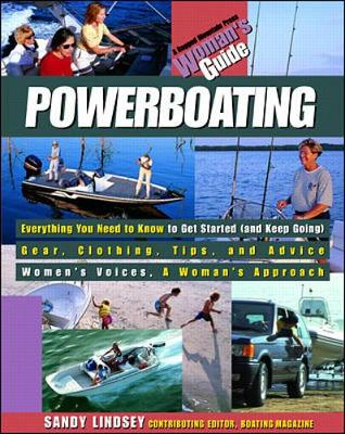 Powerboating: A Woman's Guide (Paperback)