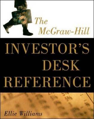 The McGraw-Hill Investor's Desk Reference (Hardback)