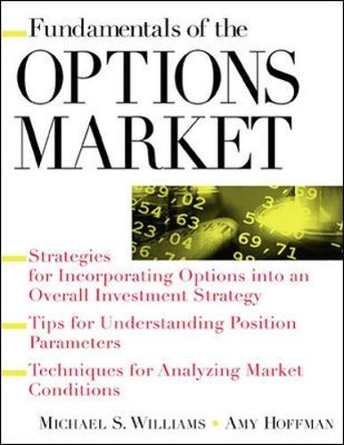 Fundamentals of Options Market (Paperback)