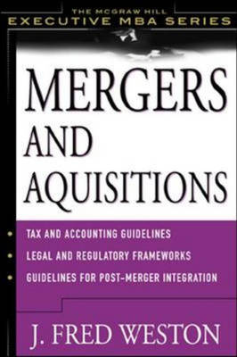 Mergers and Acquisitons - McGraw-Hill Executive MBA Series (Hardback)
