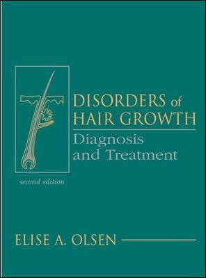 Disorders of Hair Growth (Hardback)