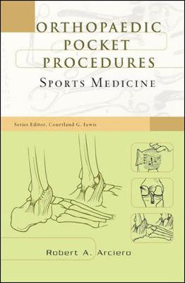 Sports Medicine - Orthopaedic Pocket Procedures (Paperback)