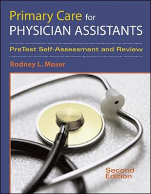 Primary Care for Physician Assistants: Pretest Self-assessment and Review (Paperback)