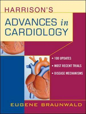 Harrison's Advances in Cardiology 2002 (Paperback)