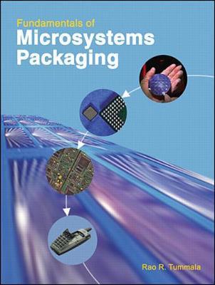 Fundamentals of Microsystems Packaging - EPI S. (Hardback)