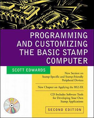 Programming and Customizing the BASIC Stamp - TAB Electronics Technical Library (Paperback)