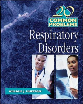 20 Common Problems in Respiratory Disorders (Paperback)