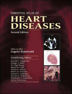 Essential Atlas of Heart Diseases (Hardback)