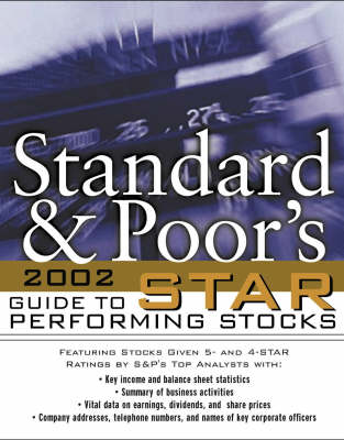 Standard & Poor's Guide to STAR-performing Stocks (Paperback)