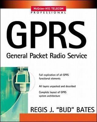 GPRS: GENERAL PACKET RADIO SERVICE (Paperback)