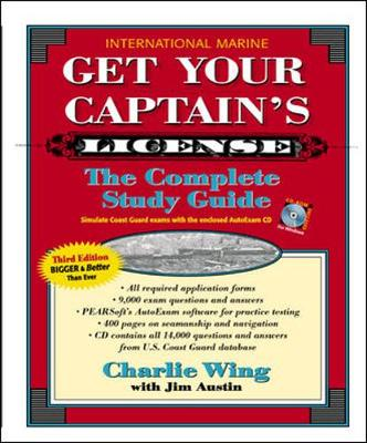 Get Your Captain's License: The Complete Study Guide (Paperback)