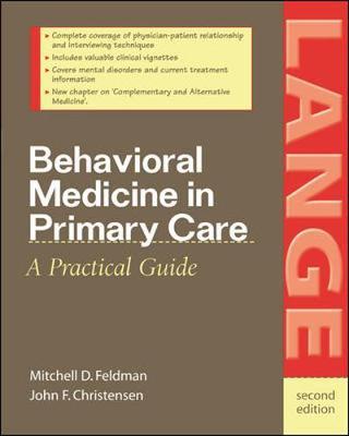 Behavioral Medicine in Primary Care (Paperback)