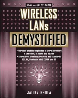Wireless LANs Demystified - Demystified (Paperback)