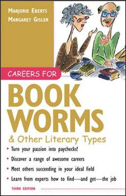 Careers for Bookworms and Other Literary Types - Careers for Series (Paperback)