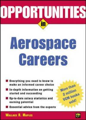 Opportunities in Aerospace Careers - Opportunities In! Series (Paperback)