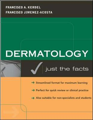 Dermatology - Just the Facts (Paperback)