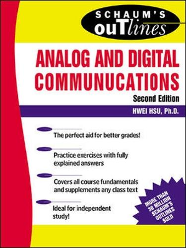 Schaum's Outline of Analog and Digital Communications (Paperback)