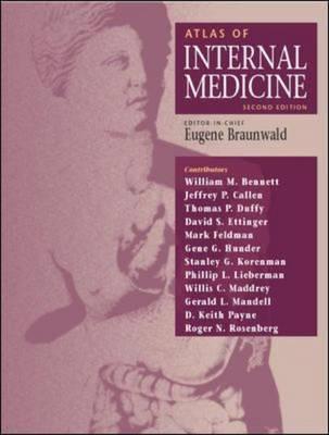 Atlas of Internal Medicine - Current Medicine S. (Hardback)