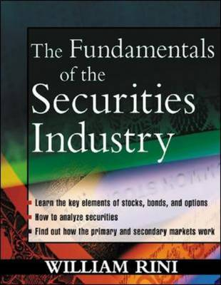 The Fundamentals of the Securities Industry (Paperback)