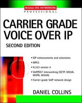 Carrier Grade Voice Over IP - Professional Telecom (Paperback)