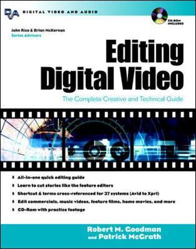 Editing Digital Video (Book)