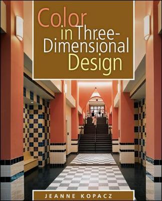 Color in Three Dimensional Design (Hardback)