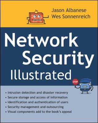 Network Security Illustrated (Paperback)