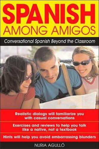 Spanish Among Amigos (Paperback)