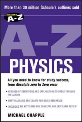 Schaum's A-Z Physics - Schaum'S (Paperback)