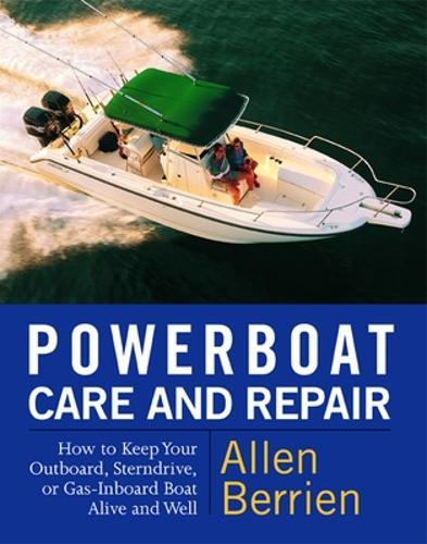 Powerboat Care and Repair (Paperback)