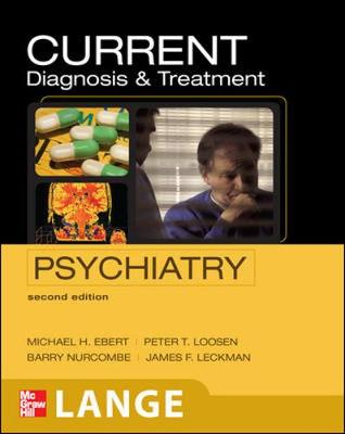 CURRENT Diagnosis & Treatment Psychiatry - LANGE CURRENT Series (Paperback)