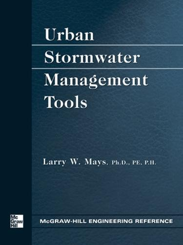 Urban Stormwater Management Tools (Hardback)