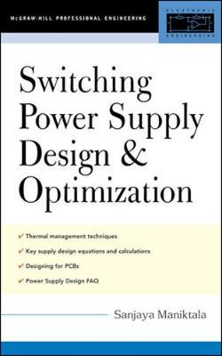 Switching Power Supply Design & Optimization (Hardback)