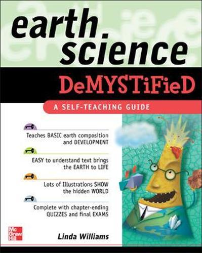 Earth Science Demystified - Demystified (Paperback)
