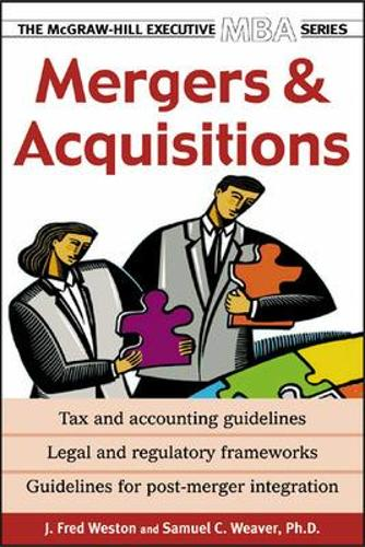 Mergers & Acquisitions - Executive MBA Series (Paperback)
