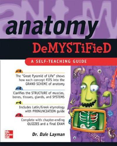 Anatomy Demystified - Demystified (Paperback)