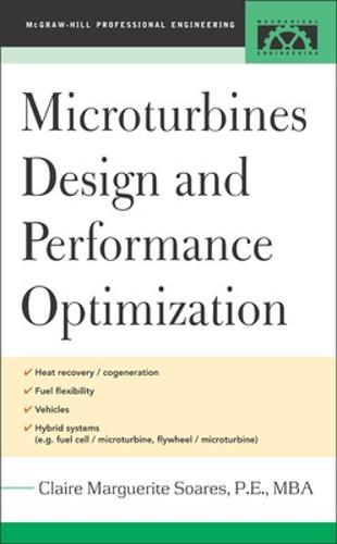Microturbines Design and Performance Optimization (Hardback)